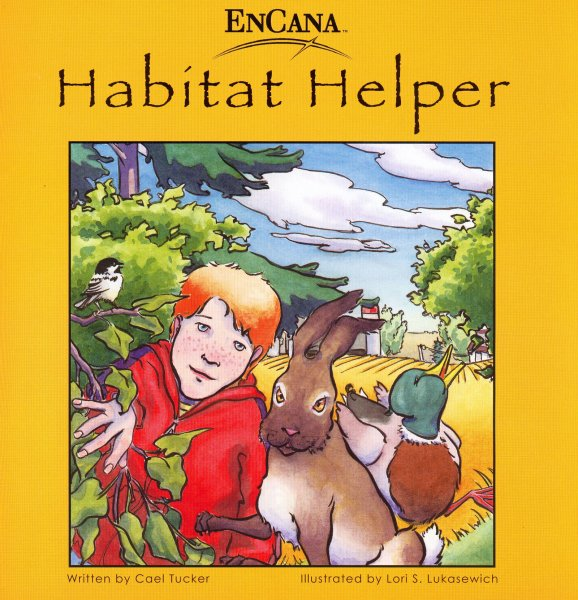 HABITAT HELPER, cover
