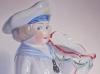 DUTCH BOY, oil & alkyd on canvas, $3300.00Cdn