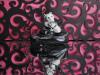 """Fancy Panda, Oil &Alkyd on Canvas, 16 x 16"""", $1200.00Cdn"""